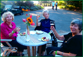 Sip and Stroll – A Twilight Wine Tasting & Garden Stroll