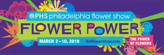 Philadelphia Flower Show 2019: Flower Power!