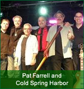 Pat Farrell and Cold Spring Harbor